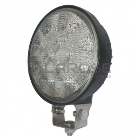 Phare de travail 12 Leds 12/24 Volts 1350 lumens